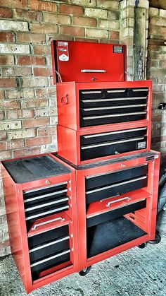 Sykes pickavant tool chest  with side add on