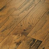 "Found it at Wayfair - Epic Rosedown 5"" Engineered Hickory Flooring in Old Gold"
