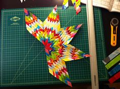 Made by a Man: Sew What: Woven Star, Lone Star