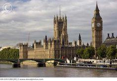 Westminster Palace & Big Ben