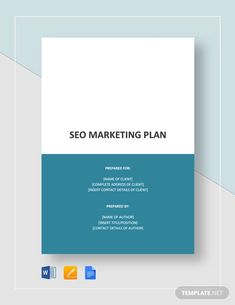 Instantly Download SEO Marketing Plan Template, Sample & Example in Microsoft Word (DOC), Google Docs, Apple Pages Format. Available in A4 & US Letter Sizes. Quickly Customize. Easily Editable & Printable. Action Plan Template, Lesson Plan Templates, Marketing Plan Template, Business Plan Template, Google Docs, Writing A Business Plan, Business Planning, Microsoft Publisher, Microsoft Word