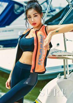 Jessi flaunts her hot bod in stylish summer wear for 'Sure'   allkpop.com