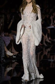 Haute Couture Fall 2015 Hightlights / The LANE's edit for the non traditional bride...