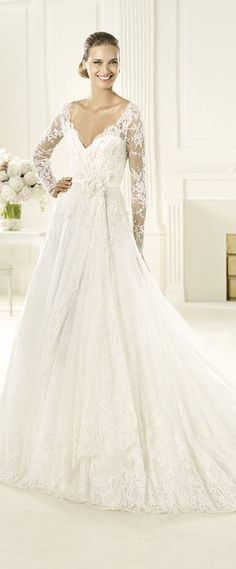 Pronovias Wedding Dress - 2014 Elie By Elie Saab - BIRGIT (Style 8/10)