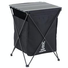 キャンプ場では見られるな!ドッペルギャンガーから発売されているゴミ箱『ステルスエックス』がちょっと良いぞ! - あっちゃんの うちキャン