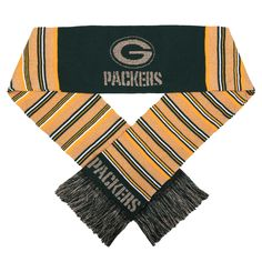 Green Bay Packers Forever Collectibles Metallic Ladies Scarf