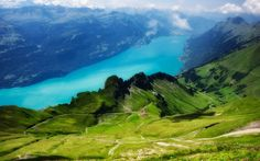 Find the best Switzerland Wallpaper on GetWallpapers. We have background pictures for you! Wallpaper Downloads, Of Wallpaper, Nature Wallpaper, Desktop Wallpapers, Beautiful Landscape Wallpaper, Beautiful Landscapes, Beautiful Wallpaper, Switzerland Wallpaper, Emerald Lake