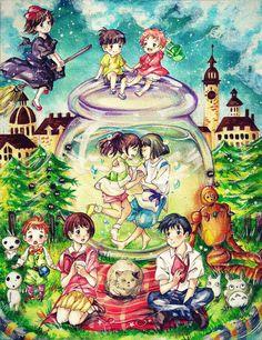 miyazaki_fanart: Воскресный винегрет. Сто восьмой выпуск.