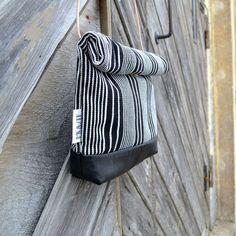 AILI-laukku, mustavalkoraita   Weecos Gym Bag, Bags, Fashion, Handbags, Moda, Fashion Styles, Fashion Illustrations, Bag, Totes