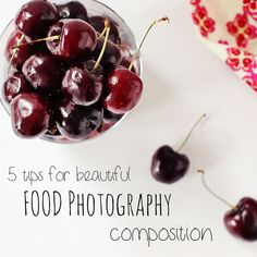 Photo Fridays: 5 tips for Beautiful Food Photography Composition - Foodess