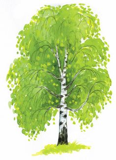 Monimuotoinen metsä - luontokuvasto lapsille Walking In Nature, Painting Inspiration, Illustration, Plant Leaves, Crafts For Kids, Clip Art, Watercolor, Activities, Landscape