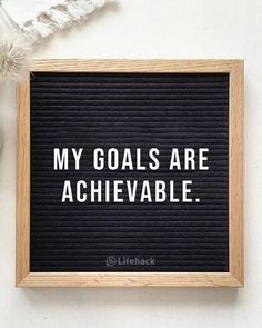 "Lifehack for Goal Diggers posted on Instagram: ""Yes! Your goals are achievable. 🤗 But only if you really believe it! According to psychology, when…"" • See all of @lifehackorg's photos and videos on their profile."