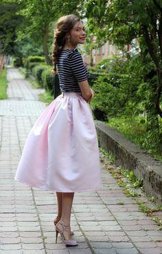 Pure fashion by Katerina Dorokhova!