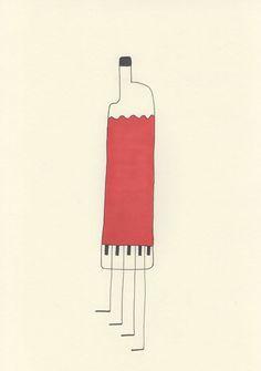 Un pò di vino, Chiara Spinelli