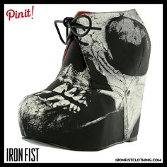 Fist canada iron shoes