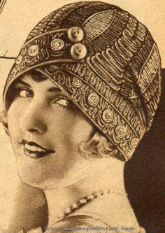 Crushable Helmet 1929