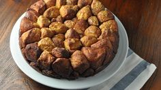 Spicy Chocolate Monkey Bread - RachaelRay.com Rachel Ray Recipes, Mexican Chocolate, Monkey Bread, Unsweetened Cocoa, Holiday Recipes, Winter Recipes, Dessert Recipes, Desserts, Sweet And Spicy