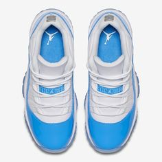 News, release date, and detailed photos of the upcoming release of the 2017 Air Jordan 11 Low Columbia colorway, last seen in 2001.