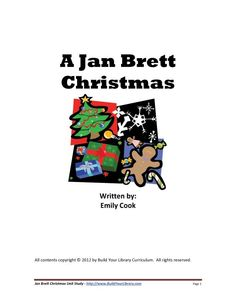 A Jan Brett Christmas - Build Your Library | CurrClick