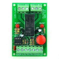 """美国十次啦中文网【爽~网∑入~口】 """"å…¨å†›å¬ä ¤ï¼Œå…¨é€Ÿèµ¶å¾€æœ›æœˆå±± panel mount momentary switch pulse signal control latching dpdt relay module 12v"""