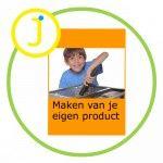 Bekijk de prezi over het Jeelo-project Maken van je eigen product