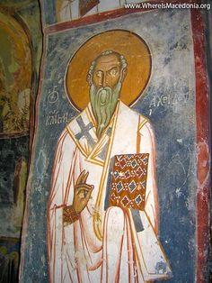 St. Nikola Monastery, village Manastir, Mariovo