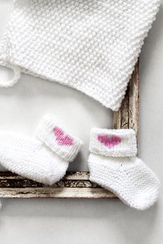 Novita patterns for babies, socks made with Novita Ipana yarn #novitaknits https://www.novitaknits.com/en