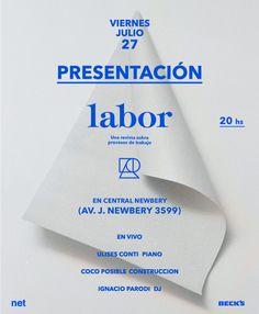 Diego Berakha - presentación labor