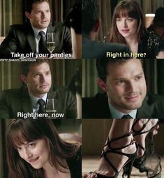 One of my favorite scenes from Fifty Shades of Grey Fifty Shades Quotes, 50 Shades Freed, Fifty Shades Series, Shades Of Grey Movie, Fifty Shades Movie, Fifty Shades Darker, Christian Grey Quotes, 50 Shades Trilogy, Anastasia Grey