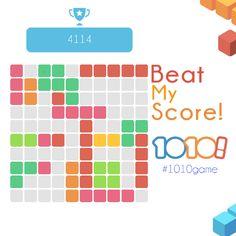 Beat my score! #1010