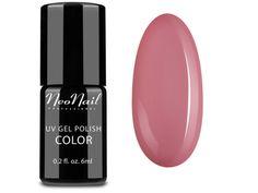 Lakier Hybrydowy UV 6 ml - Nude Gel Polish Colors, Nail Polish, Violet Garden, Manicure, Nails, Uv Gel, Nude, Beauty, Smoothies