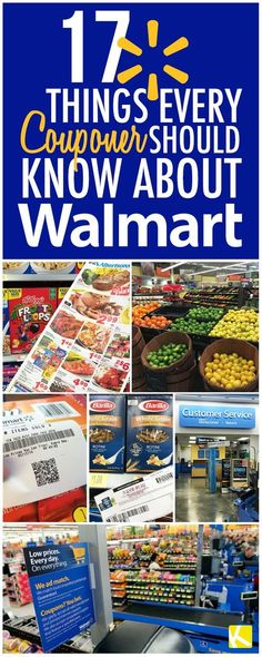 17 Walmart Couponing Hacks You Need to Know