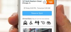 Read more: http://www.wheretraveler.com/app-helps-you-park-your-car#ixzz3875wpSRZ Follow us: @wheretraveler on Twitter | WhereTraveler on Facebook  SpotHero's new app wants to do for urban parking places what the Hotel Tonight app did for, well, hotels ... tonight.  #wheretraveler