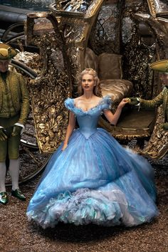 Cinderella 2015 Hollywood Movie: Lily James find herself in Cinderella, People talking about Lily James that She's Disney princess and living every little girl's dream Cinderella 2015, Cinderella Movie, Cinderella Dresses, Prom Dresses, Wedding Dresses, Cinderella Ballgown, Cinderella Live Action, Cinderella Cosplay, Disney Princess Dresses