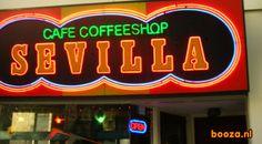 Coffeeshop Sevilla & Harmony in Amsterdam Centrum