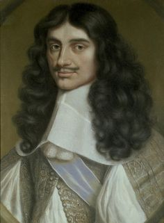 King Charles II by Wallerant Vaillant