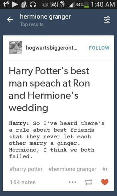 Harry you've done it again