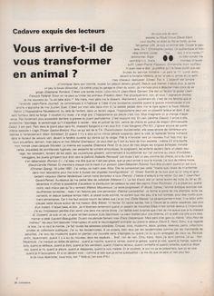 L'immature 2, Octobre 1991.