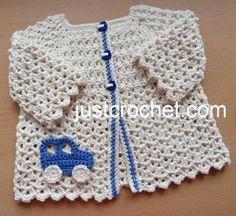 Free baby crochet pattern cotton summer cardigan usa