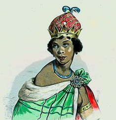 Women's History Month: Njinga of Ndongo. | Tales of History and Imagination Women In History, World History, Kingdom Of Kongo, King A, Lady In Waiting, Warrior Queen, Front Runner, First Contact, The Crown