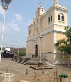 IGLESIA DE AMAPALA O ISLA DEL TIGRE HONDURAS