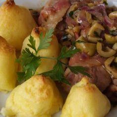 szűzpecsenye receptek | NOSALTY Potato Salad, Potatoes, Vegetables, Ethnic Recipes, Food, Potato, Essen, Vegetable Recipes, Meals