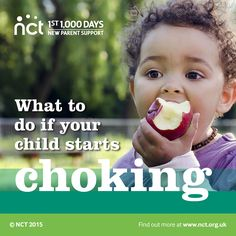 Accidents within the home are one of the leading causes of injury and even death for babies and young children. Here, in conjunction with the British Red Cross, we provide some guidelines on how to deal with a choking baby.