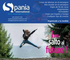 ✔️ Cursos de #idiomas en el extranjero ✔️ Año escolar en el #extranjero ✔️ Viajes de fin de curso ✔️ Alojamientos ✔️ Actividades ✔️ Eventos... ¡y mucho más! Encuentra el mejor plan para ti en Spania International 👉 www.spaniainternational.com 👍 #estudiarfuera #viajes