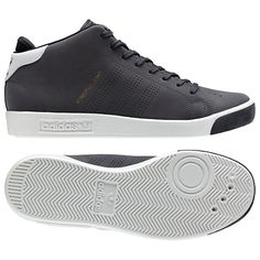 adidas David Beckham Forest Hills Mid Shoes... $180