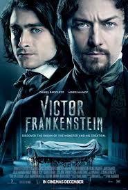 Muito além dos livros e filmes!: Filme - Victor Frankstein (2015)