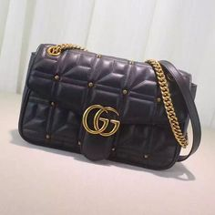 c22da1628a43 Gucci GG Marmont Matelasse Shoulder Bag 443496 | Gucci Shoulder Bags Sale