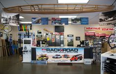 Come say hi to one of our pro outfitters at Rack N Road Sacramento, CA and let them help with all your vehicle outfitting needs!