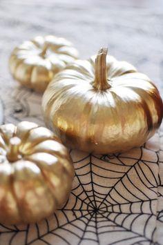 golden pumkins