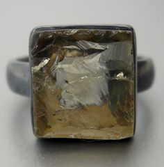 champagne quartz ring - Jenny Lee - http://www.etsy.com/listing/77913010/raw-druzy-champagne-quartz-ring?ref=v1_other_1